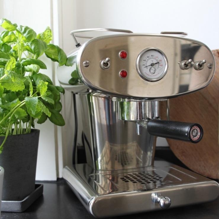 espresso & herbs